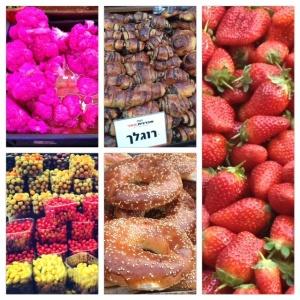 Tra i mercati di Gerusalemme e Tel Aviv
